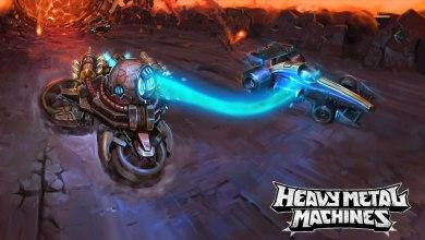 Foto de Hoplon lança atualização da bomba de Heavy Metal Machines