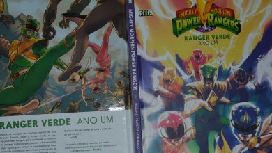 Photo of Power Rangers Vol. 1 | Nostalgia com Ranger Verde: Ano Um (Impressões)