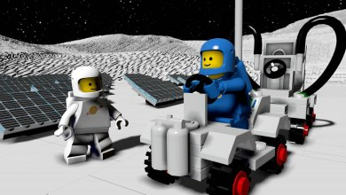 Photo of LEGO Worlds recebe DLC Classic Space Pack
