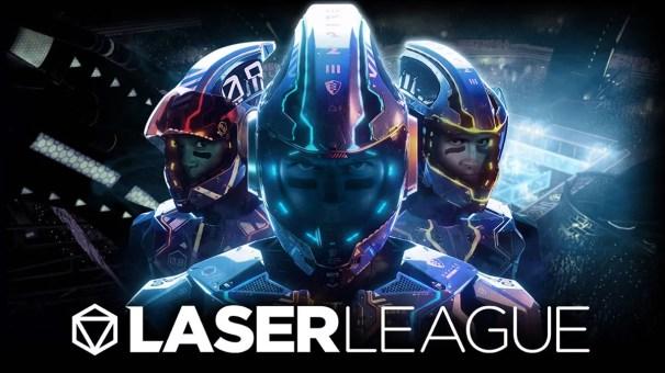 Laser League 001