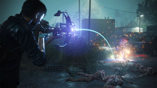 The Evil Within 2 crossbow