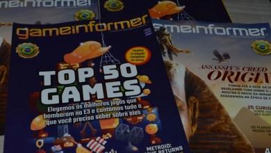 Photo of Game Informer 12 | Completando um ano por aqui… e a respeito de capas e sobrecapas