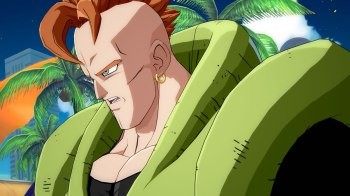 Dragon Ball FighterZ - Android 16 (2)