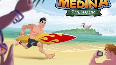Photo of Pegue uma onda com o campeão Medina no jogo mobile da SOMA (+)