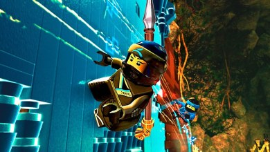Photo of Artes secretas do Ninjagilidade no novo trailer de Lego Ninjago O Filme Videogame