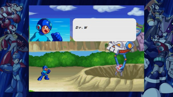Mega Man Legacy Collection 2 - 006