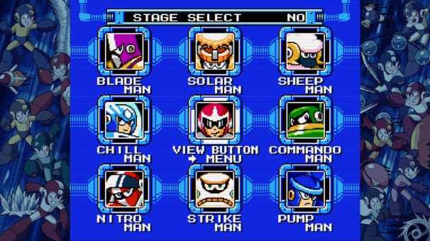 Mega Man Legacy Collection 2 - 033