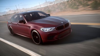 Foto de EA e BMW lançam a nova BMW M5 em Need For Speed Payback