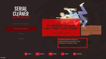 Serial Cleaner 030