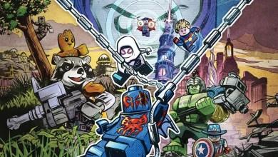 Foto de Inumanos chegaram a Chronopolis em LEGO Marvel Super Heroes 2