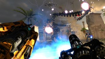 Serious Sam VR_ The Last Hope - Screen3