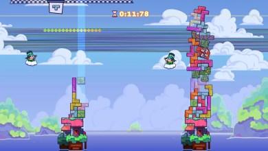 Foto de Tricky Towers   Construindo torres instáveis com peças de Tetris! (Impressões)