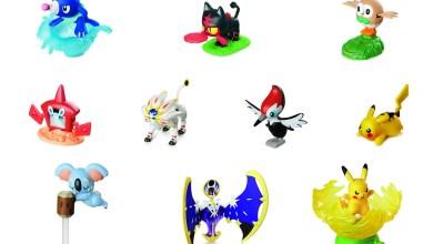 Foto de Pokémon e suas aventuras desembarcam no McDonald's em dezembro