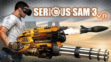 Foto de Serious Sam 3 VR já disponível
