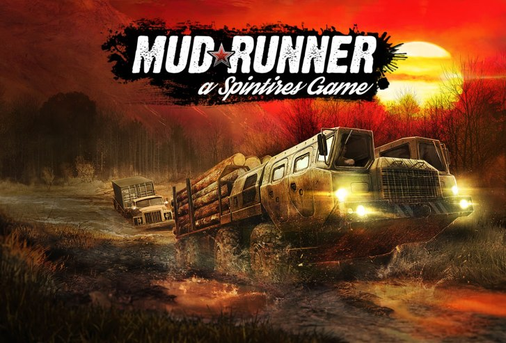 Spintires MudRunner Artwork