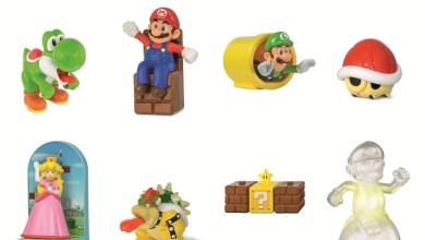 Photo of Super Mario está de volta ao McDonald's em novembro