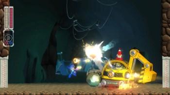 Mega Man 11 Screen 1