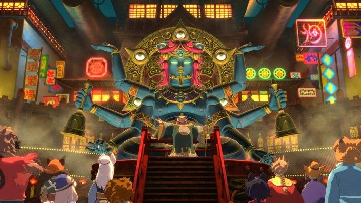 Ni no Kuni II Revenant Kingdom 02