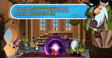 Shantae Half-Genie Hero Friends to the End 002