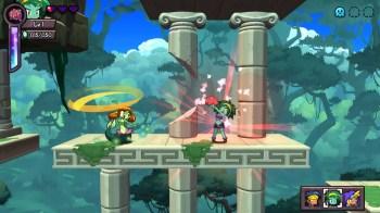 Shantae Half-Genie Hero Friends to the End 012