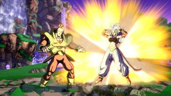 Dragon Ball FighterZ - Androide 21 - Absorb_Solar_Flare