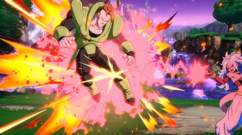 Dragon Ball FighterZ - Androide 21 - Hungry_Time_1