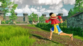 One Piece World Seeker - Screenshots_RUN