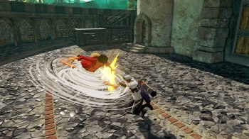 One Piece World Seeker - UFO_attack005