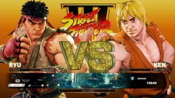 Street Fighter V Arcade Edition - Arcade Mode 1