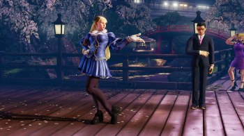 Street Fighter V Arcade Edition - Karin Ingrid Extra Costume