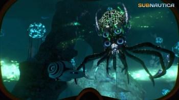 Subnautica - Crabsquid Attack