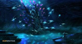 Subnautica - Lost River Tree Cove