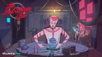 The Red Strings Club - Art_Lathe