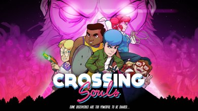 Photo of Em clima pixelado dos anos 80, Crossing Souls já está disponível