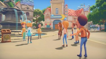 My time at Portia - Community