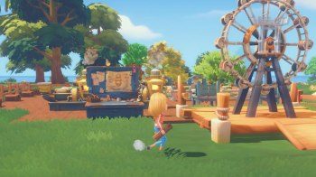 My time at Portia - Construction