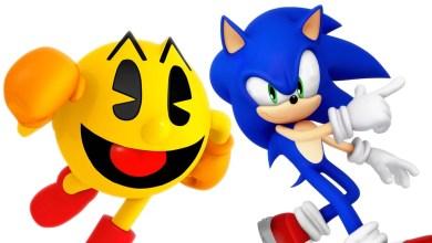 Foto de Pac-Man e Sonic juntam forças pela primeira vez em dispositivos móveis