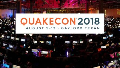 Foto de QuakeCon 2018 acontece em Dallas, de 9 a 12 de agosto