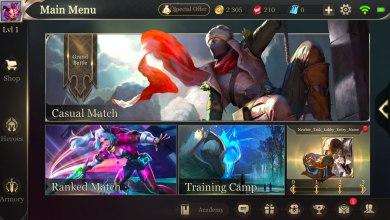 Photo of Conheça Arena of Valor, o jogo aguardado da Tencent Games