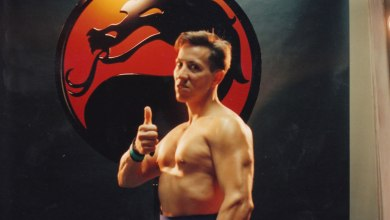 Photo of Daniel Pesina, intérprete de personagens de Mortal Kombat, estará na BGS 2018