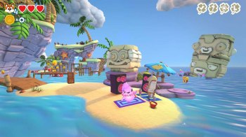Super Lucky's Tale - Gilly Island DLC 002