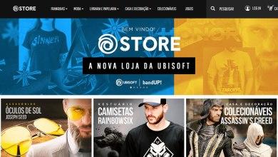 Foto de Ubisoft Store está de cara nova e amplia o mix de produtos