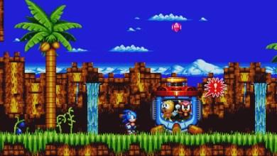Foto de Sonic Mania Plus chega em julho e tem detalhes revelados
