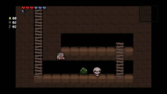 The Binding of Isaac Rebirth (10)