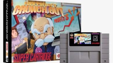 Foto de Fork Parker's Crunch Out anunciado e vai chegar ao… Super Nintendo
