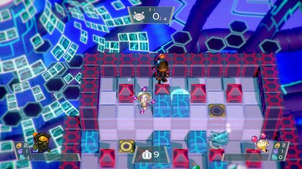 Super Bomberman R 29