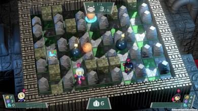 Foto de Konami revela atores de vozes originais para Super Bomberman R