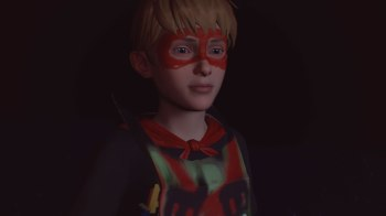 As Aventuras Iradas de Captain Spirit (03)