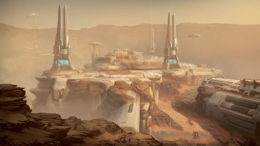 Far Cry 5 Lost on Mars Concept Art 3