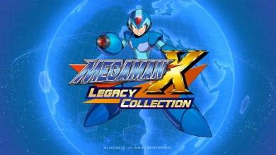 Foto de Mega Man X Legacy Collection 1 & 2 já estão disponíveis